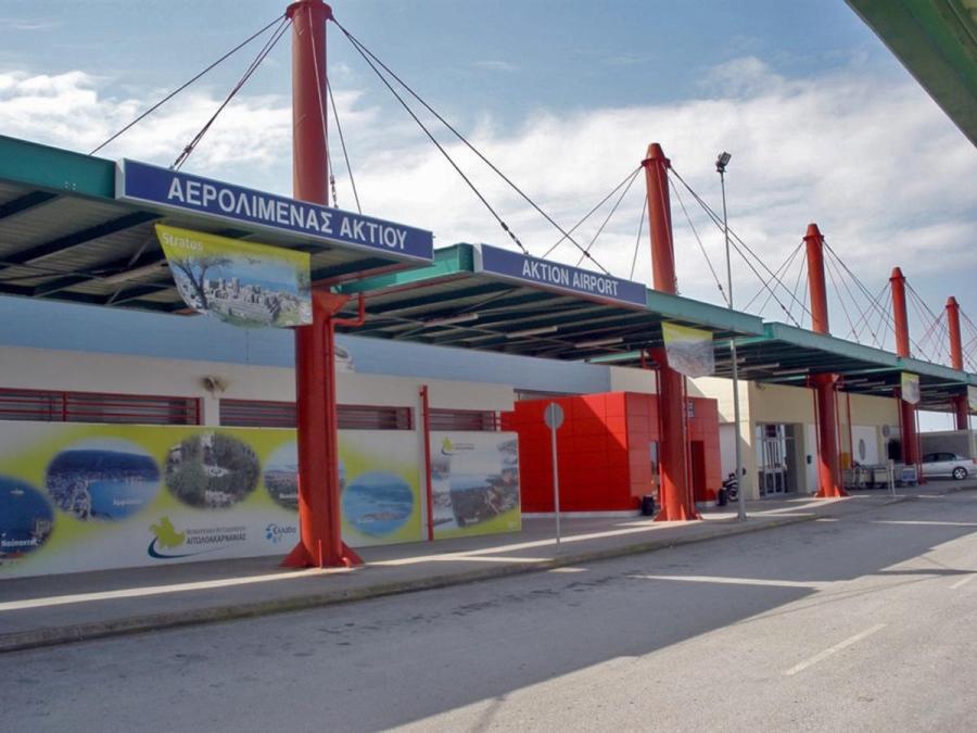 Aktio Airport terminal extension: M&E installations design, Greece