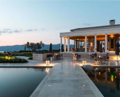 AMANZO'E Hotel Complex in Porto Heli, Greece