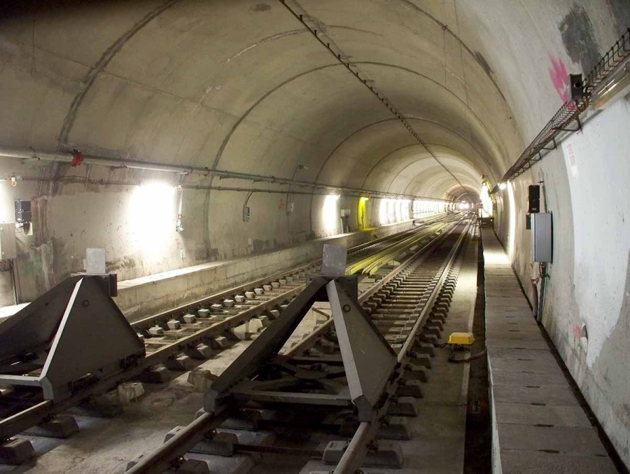 Athens Metro: Extension of Line 2 from Ag.Antonios to Anthoupolis, Greece